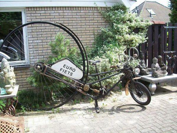A crazy bike, www.indiegogo.com