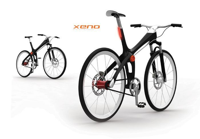 Xeno by Michael Jaritz, www.taipeicycle.com.tw