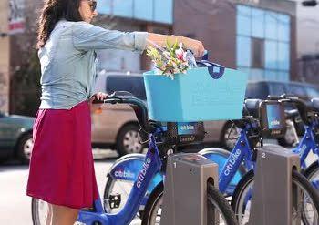 City Bike Basket