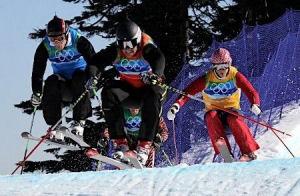 スキークロス