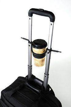 スーツケース用ドリンクホルダー