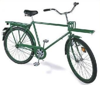 スウェーデン陸軍の自転車が元