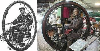 モーターサイクル1輪