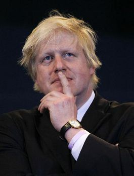 Boris Johnson, London Mayor