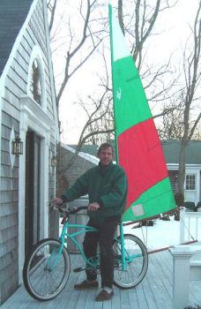 Sail Bike