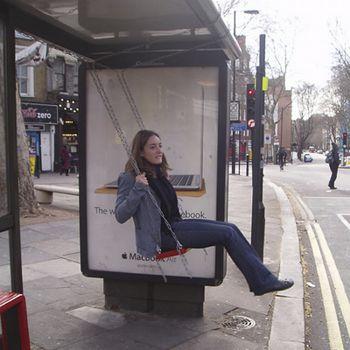 Swing Bus stop