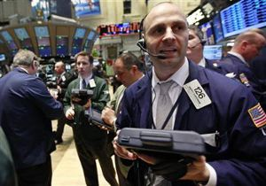 米国株式市場が上昇