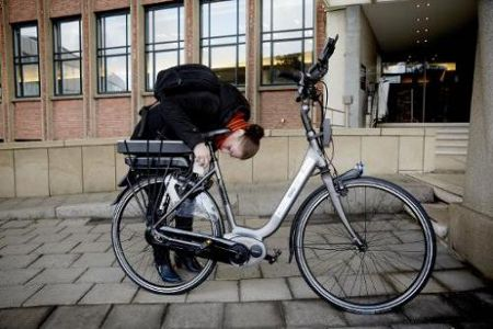 intelligent bicycle