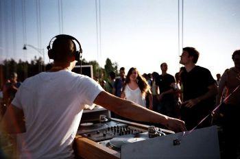 THE DJ TRIKE