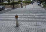 歩道が優先