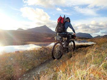 Back Country Biking