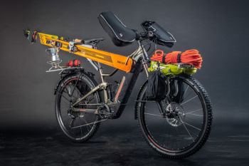 ELECTRIC SK-eRIDE BIKE