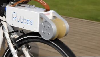 Rubbee - The electric drive for bicycles