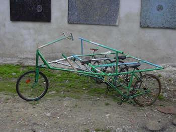 5人乗り自転車