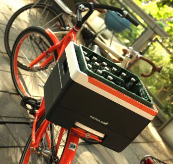 Bike Accessories that Click and Lock