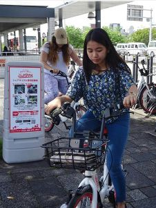 自転車活用推進計画