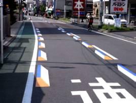 立体路面標示