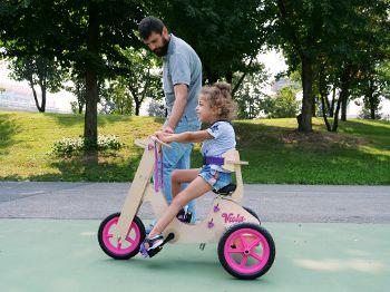 La bicicletta di Viola