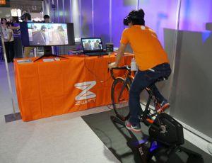 自転車VR
