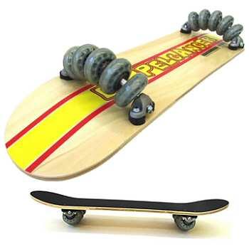 10ウィールスケートボード