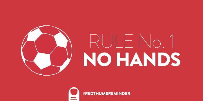 Red Thumb Reminder