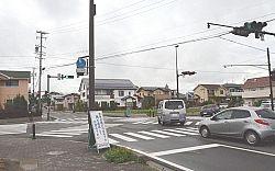 歩車分離式の信号機