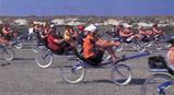 ロウバイクレース