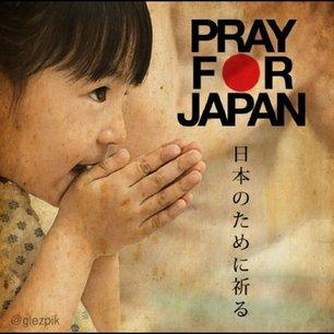 【prayforjapan】