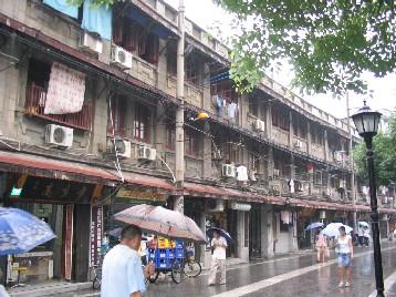 日本租界があった地区