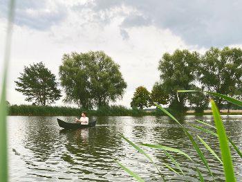CLR Kayak