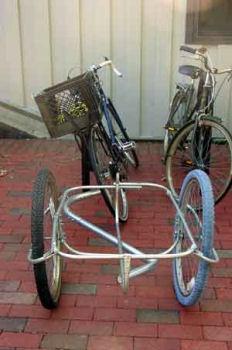 Community Bike Cart Design