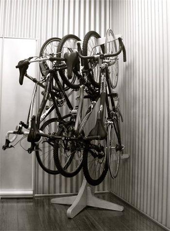 Bicycle Storage Designs