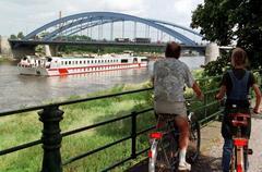 ドイツで自転車の旅の人気が高まる