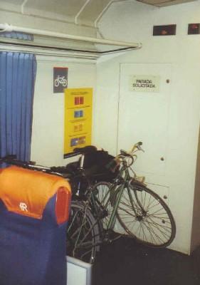 自転車専用スペース