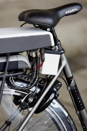 intelligent bicycle
