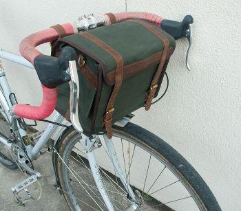 United By Blue Organic Bike Bags