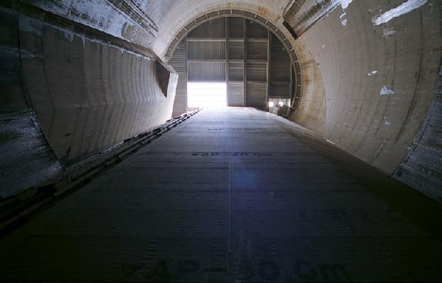 地下放水路