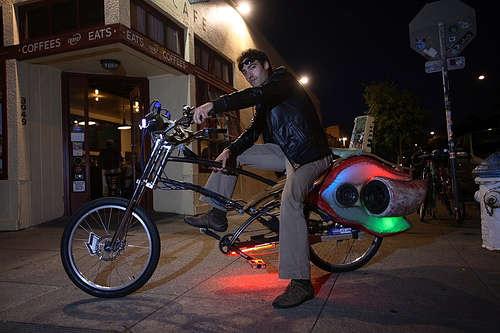 パーティー自転車