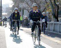 新春サイクリングラリー