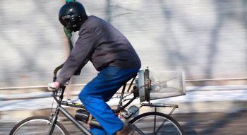 Breathing Bike, matthope.org