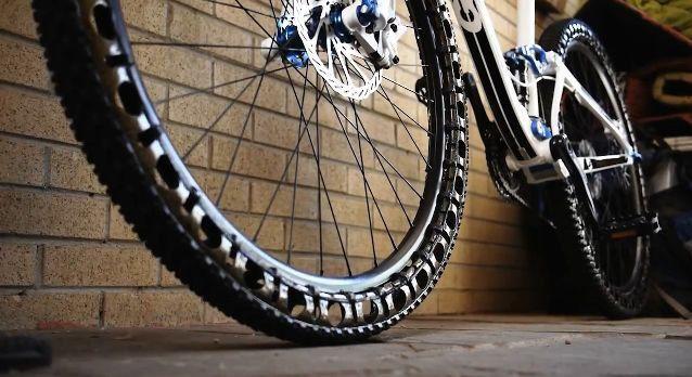 Airless Bike Tires, www.energyreturnwheel.com