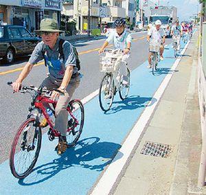 自転車の街