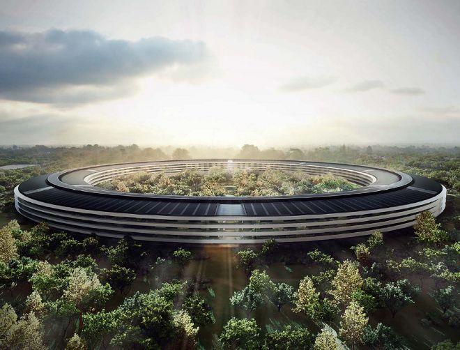 Apple's updated Campus