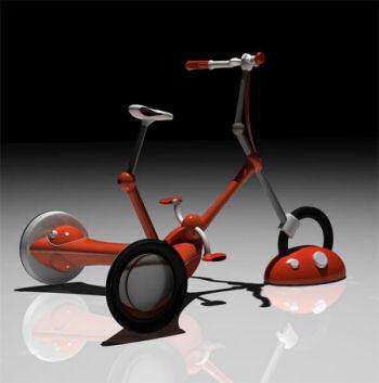 XE Tricycle Bike