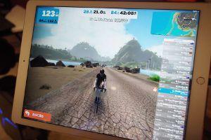 仮想自転車
