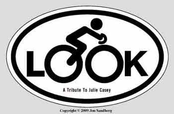 Look out for bicyclists