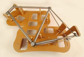 The Jiggernaut-Bringing bicycle frame building to the masses