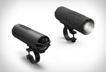 Bike Headlight Speaker