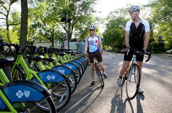 MINNEAPOLIS Bicycle-friendly city