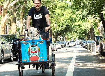 Cargo Bike for Dogs